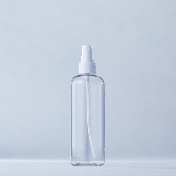フィンガースプレー白+300mlPETボトル容器100本セット