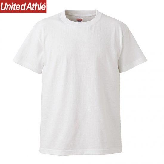5.6oz ハイクオリティー Tシャツ/UniteAthle5001