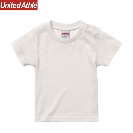 5.6oz ハイクオリティー Tシャツ キッズ/UniteAthle5001