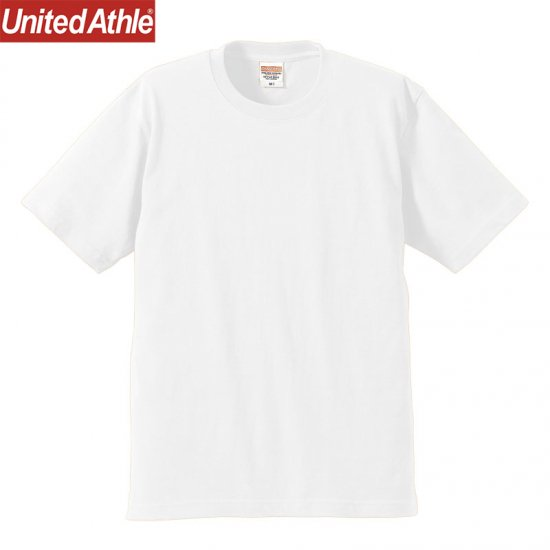 6.2oz プレミアム Tシャツ/UnitedAthle5942