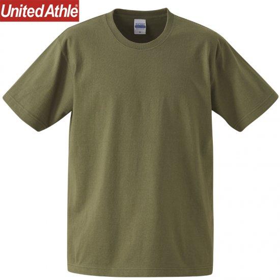 7.1oz オーセンティック スーパーヘヴィーウェイト Tシャツ/UnitedAthle4252