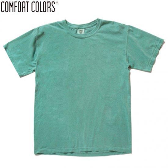 6.1oz ガーメントダイTシャツ/comfort colors 1717