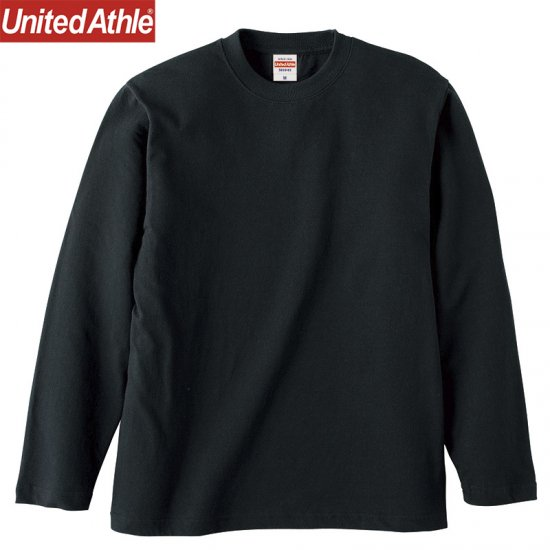 5.6oz ロングスリーブTシャツ/UnitedAthle5010