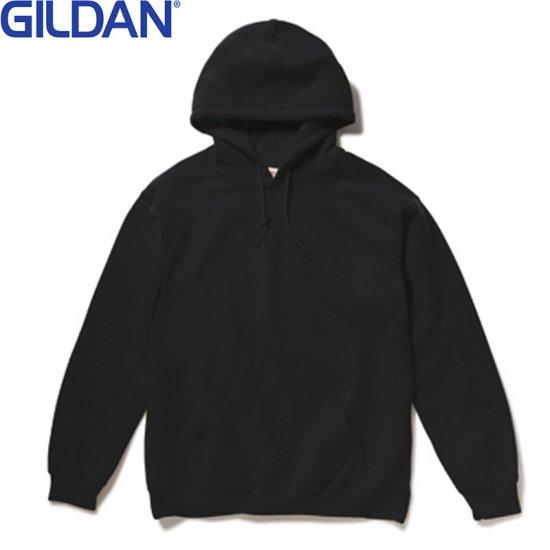 8oz ヘビーブレンドプルオーバーパーカー/GILDAN1850