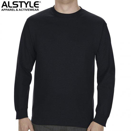 6oz 長袖Tシャツ/ALSTYLE1304