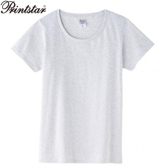 5.6オンス ヘビーウェイトTシャツ レディース/Printstar085-CVT