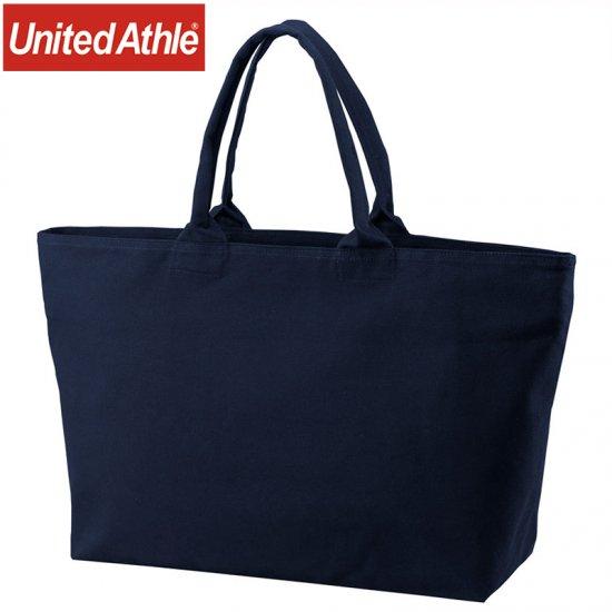 ヘヴィー キャンバス ジップトートバッグ/UnitedAthle1515