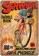 ビンテージ シュイン メタルサイン 1949年 Schwinn Bicycle Book