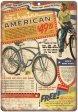 ビンテージ シュイン メタルサイン 1970年 Schwinn American