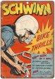 ビンテージ シュイン メタルサイン 1949年 Bike Thrills