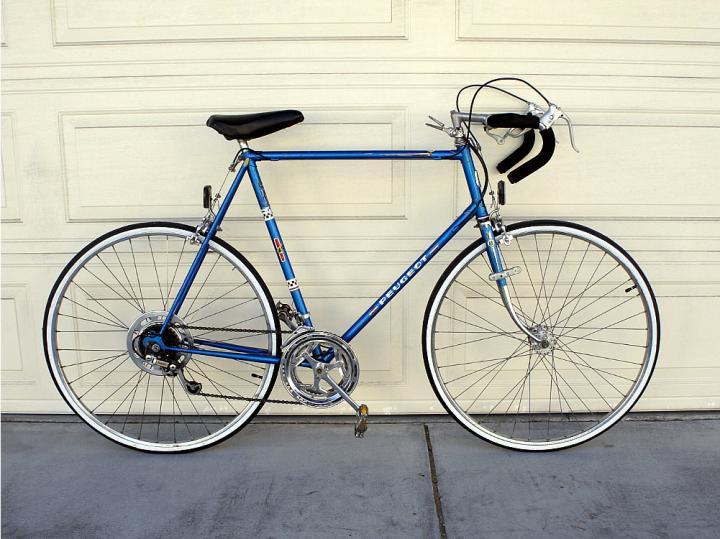 プジョー ロードバイク 1970年代 ...