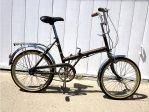 ラレー 折りたたみ自転車 1972年代製造 Raleigh Twenty folding bicycle 3Speed