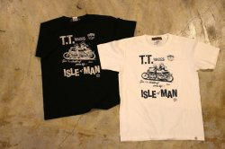 <img class='new_mark_img1' src='//img.shop-pro.jp/img/new/icons32.gif' style='border:none;display:inline;margin:0px;padding:0px;width:auto;' />【Harold's Gear】ISLE of MAN Tee
