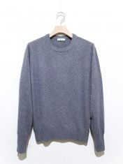 <img class='new_mark_img1' src='https://img.shop-pro.jp/img/new/icons34.gif' style='border:none;display:inline;margin:0px;padding:0px;width:auto;' />EDITIONS M.R  WOOLCASHMERE CREW NECK KNIT