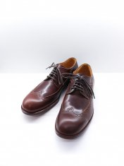 PETROSOLAUM 1/4 brogue wing tip /last 01