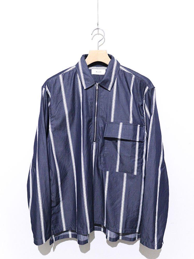 WELLDER Half Zip Pullover Shirt