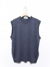 Graphpaper High Gauge Knit Vest