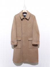 Graphpaper Wool Cashmere Long Coat