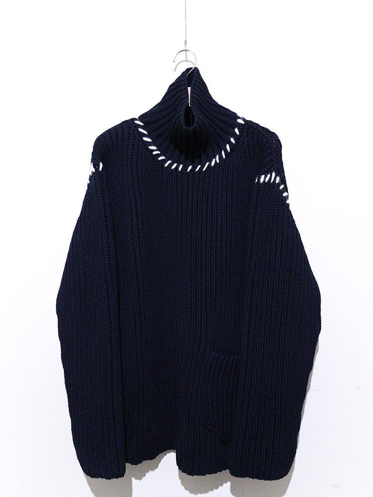 POSTELEGANT Middle Knit D.I.Y