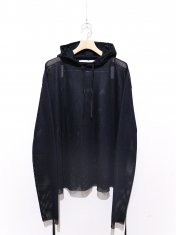 JOHNLAWRENCESULLIVAN MESH HOODED TOP