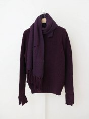 BED j.w. FORD Scarf Sweater