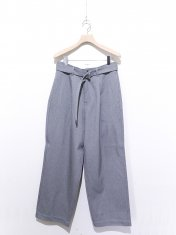 Graphpaper Hard Twill Belted Pant