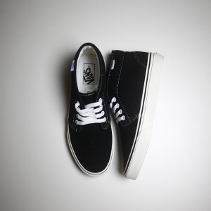VANS JAPAN LIMITED CHUKKA RETRO V49-BLACK