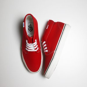 VANS JAPAN LIMITED CHUKKA RETRO V49-RED
