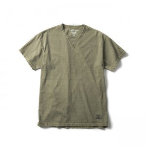 Rough and Rugged 「MIL SS - クルーネックTシャツ」