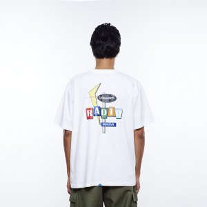 Liberaiders 「MOTEL SIGN TEE」