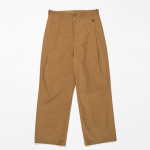 CMF OUTDOOR GARMENT 「COMPASS TROUSERS - テイラードパンツ」