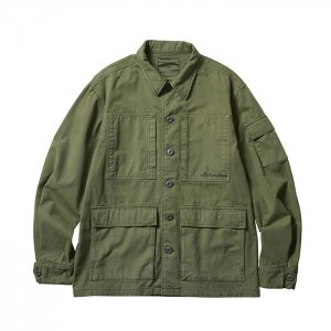 Liberaiders 「HIPPIE BDU JACKET」