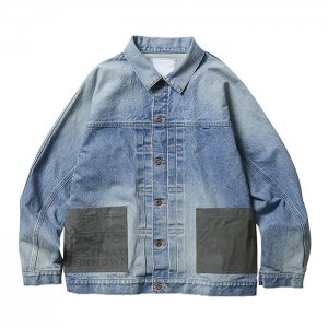 LIBERAIDERS 「LIBERAIDERS DENIM JACKET」