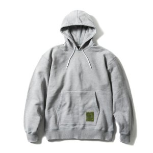ROUGH AND RUGGED 「MIL HOODED - スウェットパーカー」