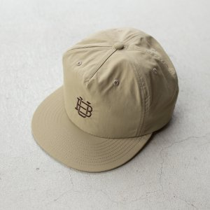 BUNTEN EXCLUSIVE 「B.U. CAP - ナイロンベースボールキャップ」
