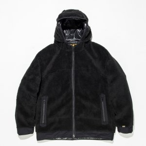 CMF OUTDOOR GARMENT 「RABBIT HOODIE REVERTH - フリースパーカー」