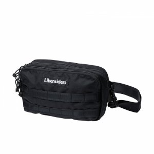 <img class='new_mark_img1' src='https://img.shop-pro.jp/img/new/icons8.gif' style='border:none;display:inline;margin:0px;padding:0px;width:auto;' />LIBERAIDERS 「LIBERAIDERS UTILITY WAIST BAG - ウエストバック」