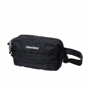 LIBERAIDERS 「LIBERAIDERS UTILITY WAIST BAG - ウエストバック」