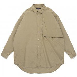 GOFUKUSAY 「RUM HEAD −オーバーサイズシャツ」