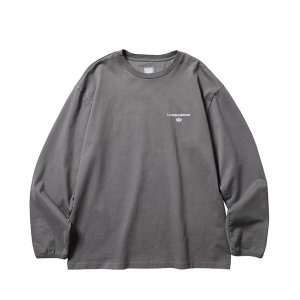 LIBERAIDERS 「OVERDYED L/S TEE」