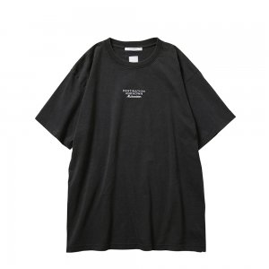 LIBERAIDERS 「LR EMBROIDERY TEE- クルーネックTシャツ」