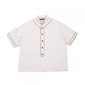 GOFUKUSAY 「DAVON GAME SHIRT - ベースボールシャツ」