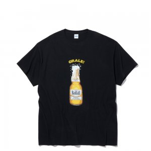 RADIALL 「ORALE - クルーネック S/S Tシャツ」