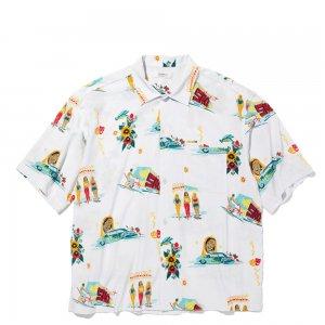RADIALL 「LOWLOW - アロハシャツ」