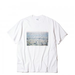 RADIALL × 名越啓介 「BAKERS FIELD - クルーネック S/S Tシャツ」