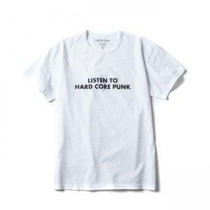ROUGH AND RUGGED 「DESIGN CT/LISTEN - クルーネックTシャツ」