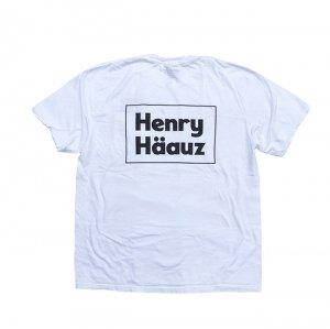 HENRY HAUZ 「HENRY HAUZ LOGO CT - クルーネック ポケット Tシャツ」