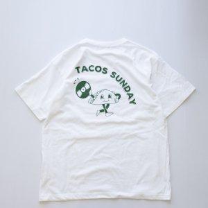 BUNTEN EXCLUSIVE 「TACOS SUNDAY - クルーネックTシャツ」