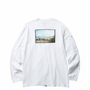Liberaiders 「M.A.W L/S TEE - ロングスリーブTシャツ」