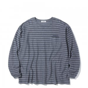 RADIALL 「DUBWISE - ボーダー L/S Tシャツ」